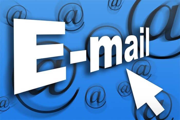 e-mail електронна пошта