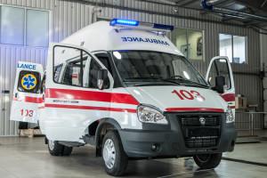 Швидка допомога класу А ГАЗ 32213