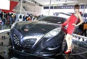 Китайський автопром