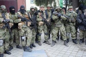 Терористи Слов'янськ