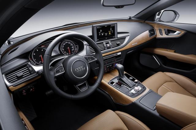Audi A7 Sportback 2015