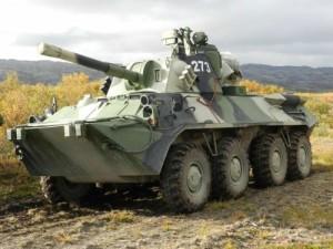 самохідна артилерія Нона