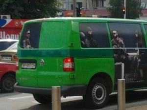 ДНР інкасаторські машини