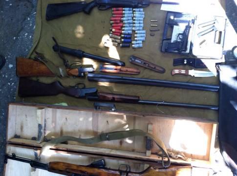 незаконна зброя