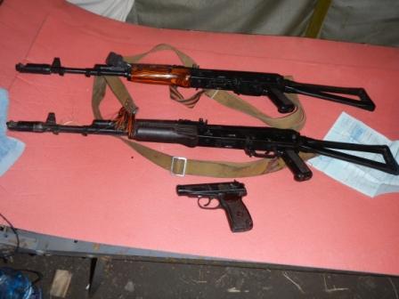 зброя терористів