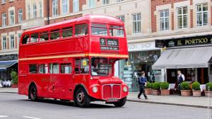 даблдекер лондонський автобус