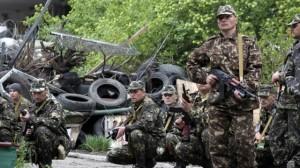 терористи в українській формі