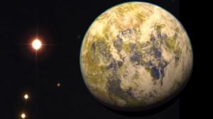 Нова планета Gliese 832c