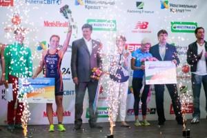 Юлія Єлістратова переможець Kyiv ETU Triathlon European Cup