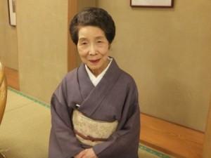 91-річна гейша Юко Асакуса