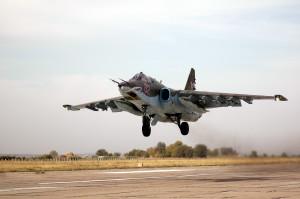 Український літак Су-25