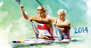 чемпіонат Європи з веслування в Бранденбурзі