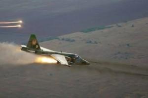 авіаудар ВПС Ураїни