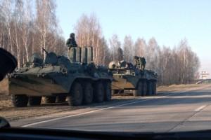 Танки Росії в Україні