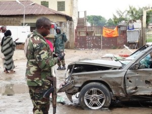 Боко Харам атакує місто Damboa