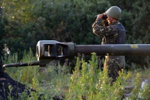 Блокування Донецька і Луганська