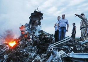 місце падіння Boeing-777
