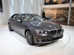 BMW тестує нову 7-Series