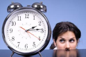цокання годинника