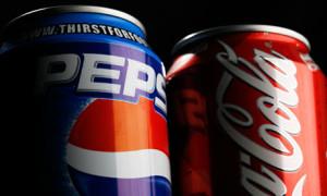 Coca-Cola і Pepsi в Росії