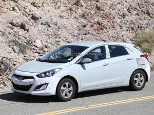 Hyundai i30 гібрид