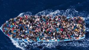 африканські мігранти