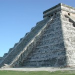 піраміда майя Кукулькана