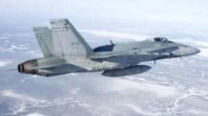 CF-18 ВВС Канади