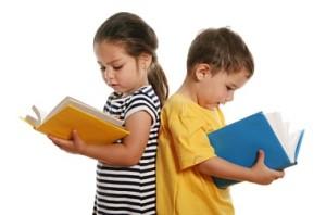 діти читають
