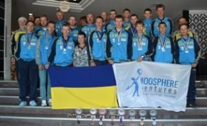 ракетомоделювання українська команда