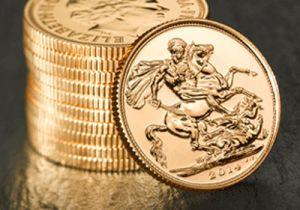 Королівський монетний двір монети золоті