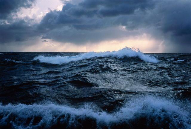 шторм на Чорному морі
