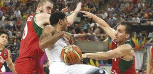 Кубок Світу баскетбол США-Мексика 2014