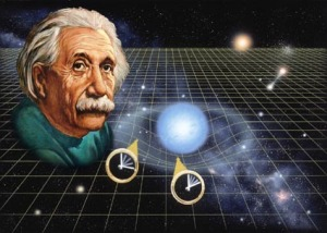 Енштейн час і простір