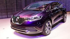 Espace від Renault
