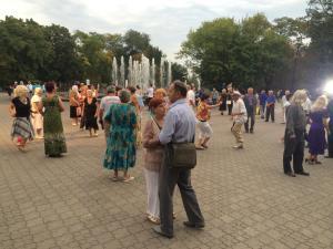 Танці в Маріуполі