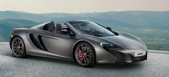 McLaren  625C cupe