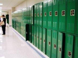 шкафчик школа США