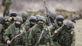 Ротація російських військ