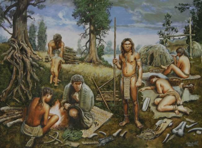 Предки європейців