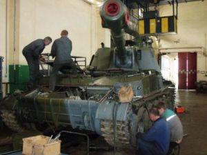 ремонт військової техніки ЗСУ
