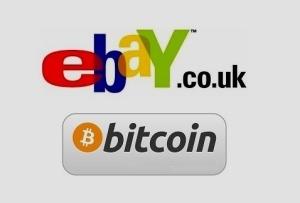 ebay bitcoin
