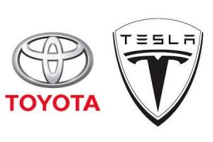 Tesla і Toyota