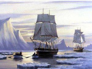 експедиція Джона Франкліна в Акрктику