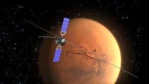 зонд Марс