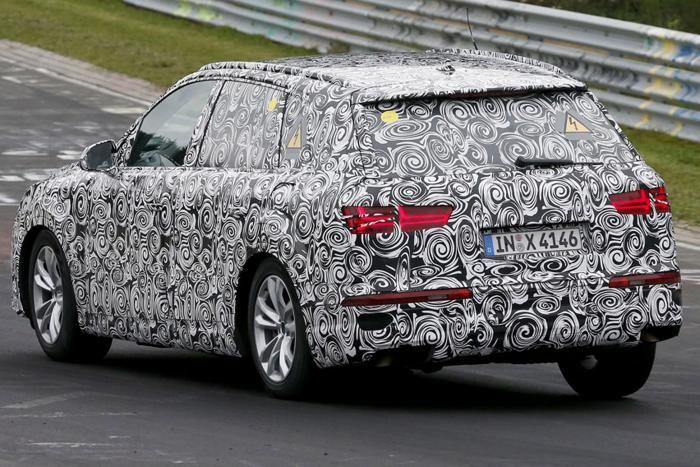 Audi Q7 гібрид