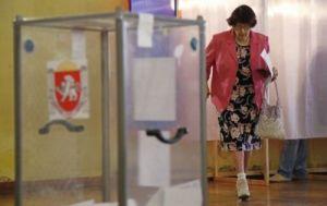 вибори в АР Крим