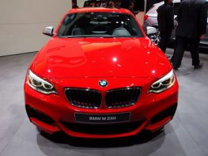 BMW 2-Series Coupe 2015