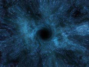 чорна діра космос