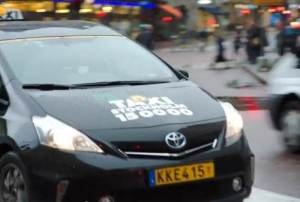 таксі стокгольм